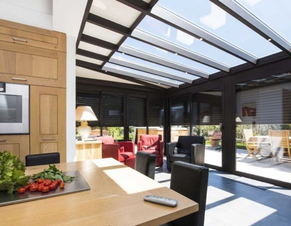 veranda rideau à vesoul, haute-saône en franche-comte
